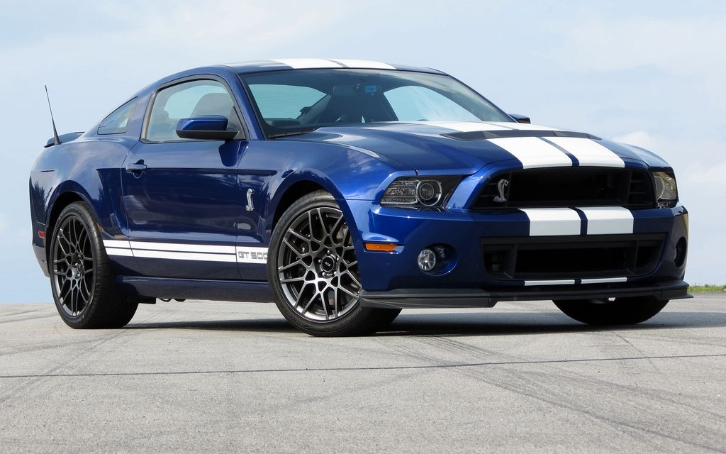 2013 Ford Shelby Gt500 Exclusive Circuit Highway And Quarter