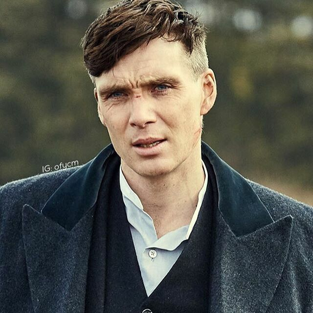 Tommy Shelby Peaky Blinders Credit Ofycm On Ig Peaky