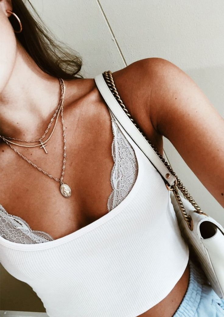 Photo of Heraus unter Audrina High Point Bralette  #accesories