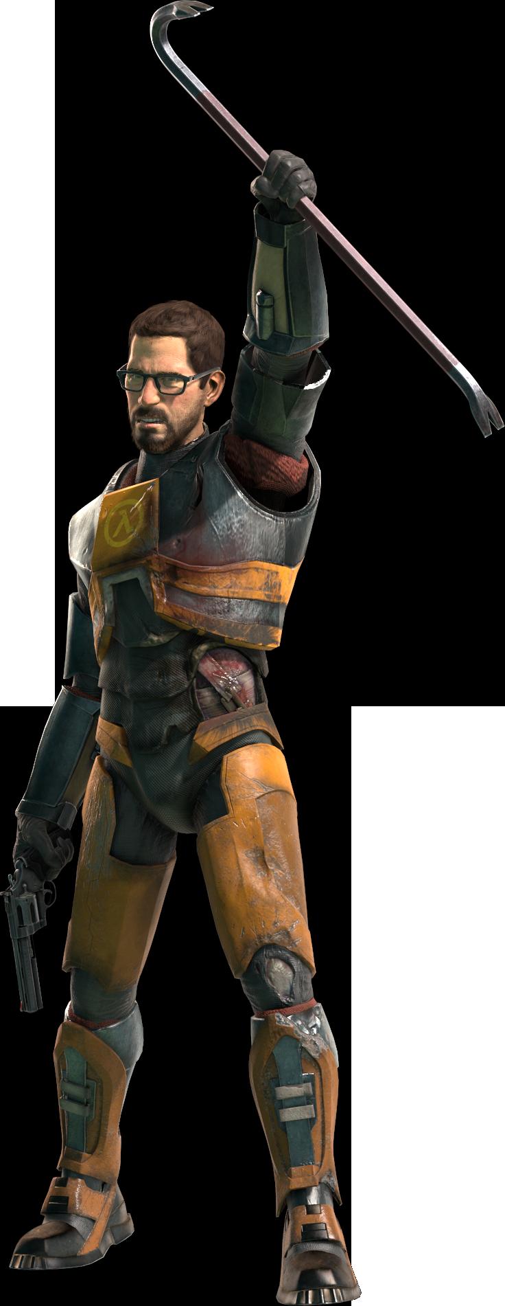 Gordon Freeman By Yare Yare Dong On Deviantart Gordon Freeman Half Life Half Life Game