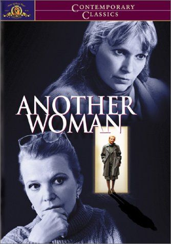 Another woman, 1988. By Woody Allen. Starring Rowlands and Farrow.