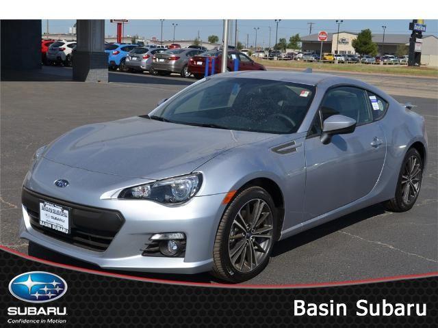 New 2016 Subaru BRZ Limited For Sale Midland, TX #BasinSubaru