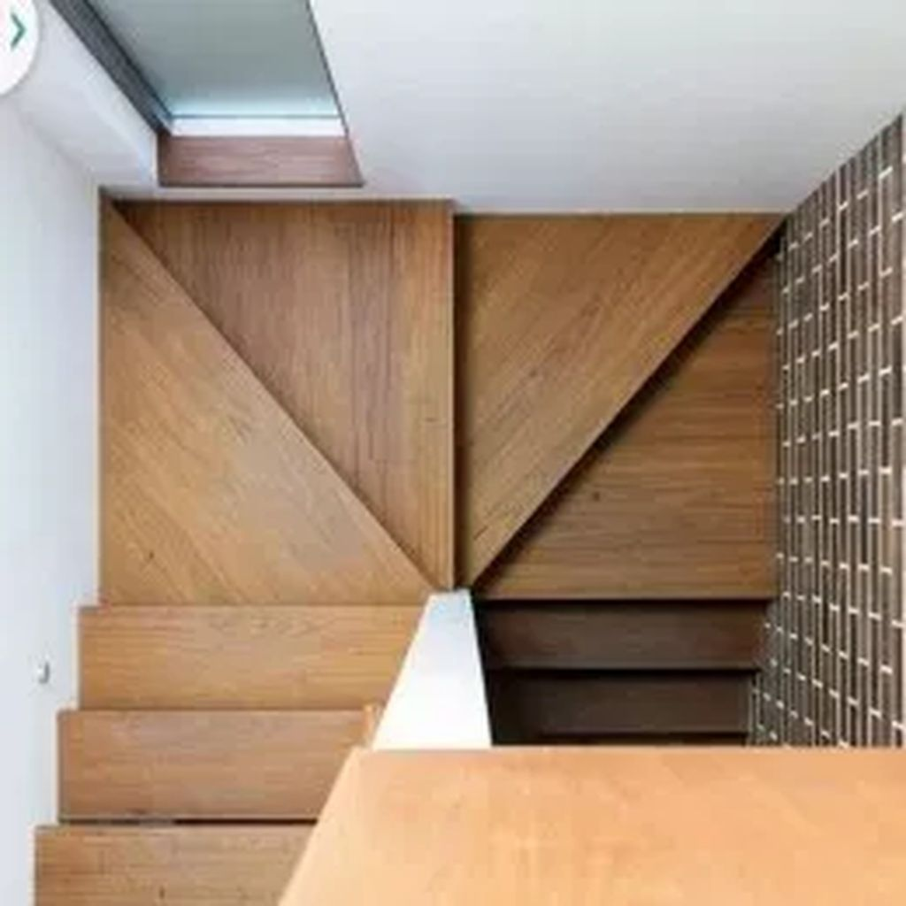 51 Stunning Staircase Design Ideas: 36 Stunning Wooden Stairs Design Ideas In 2019