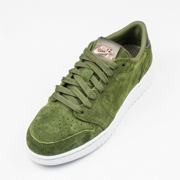Air Jordan 1 Retro Low NS HC BG (Legion Green) $115