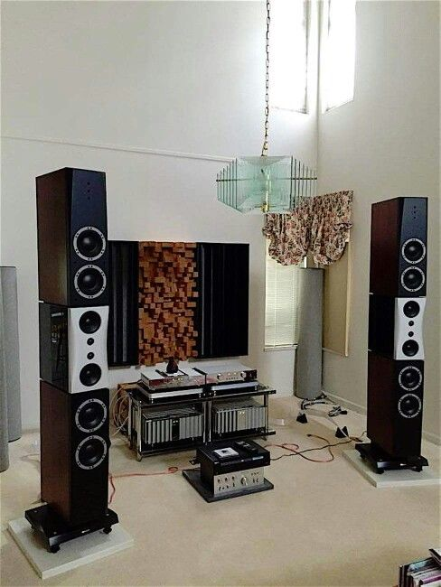 Dynaudio Evidence Temptation Speakers Driven By A Full