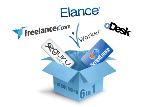 Outsource Anything Using These 6 Top Online Outsourcing Websites