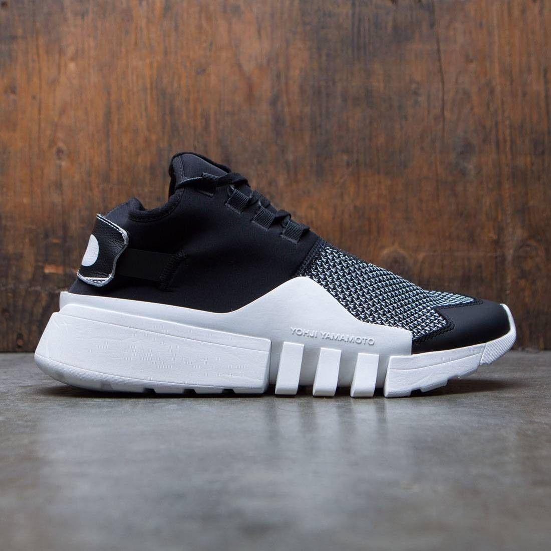 buy online 1506d 2f50d Adidas Y-3 Men Ayero white core black