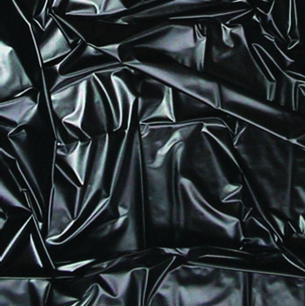 Bettwasche Lack Bettlaken Schwarz 180x260 Cm In 2020 Rot