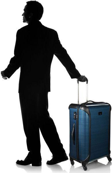 Tumi Tegralite Medium Trip Packing Case in Blue for Men (Indigo). | Travel Advice for Men #howmendress #menswear #mensfashion