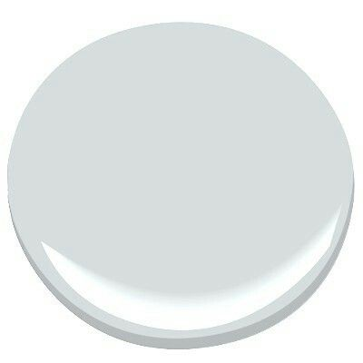 Benjamin Moore Gray Cloud