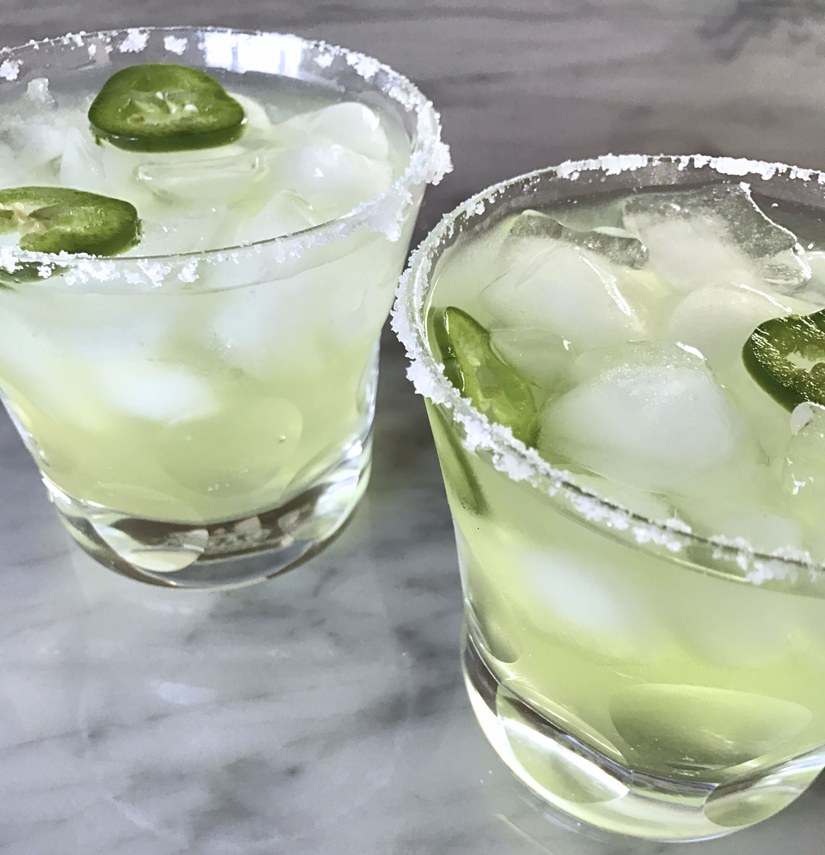 Perfect Skinny Jalapeño Margarita | Fit Kat by Katrina Bowden