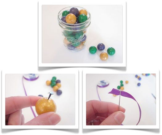 Making a Candy Bead Edible Necklace