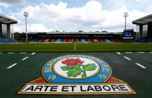 Blackburn Rovers' Ewood Park stadium