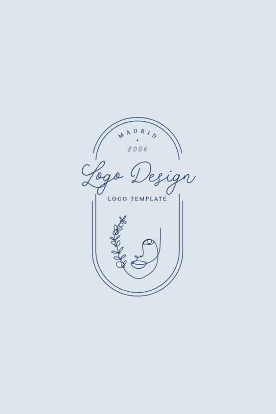 Set of individual line art logo templates for elegant businesses – pre-made and easy to use.  #logo #template #design #graphics #feminine #modern #business #line #art #lineart #continuous #creative #fashion #beauty #vector #printable #photoshop #illustrator #layout #premade #minimal #jewelry #brand #minimalist #clean #face #woman #wedding #events #photography #eucalyptus