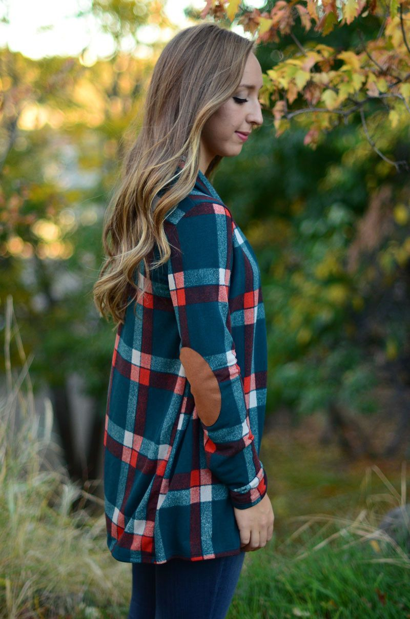 Best You Ever Plaid Teal Plaid outfits, Country