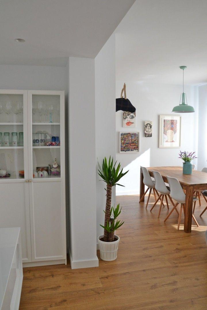 Hogares de nuestros lectores – Piso en Zaragoza   Pinterest   Diseño ...