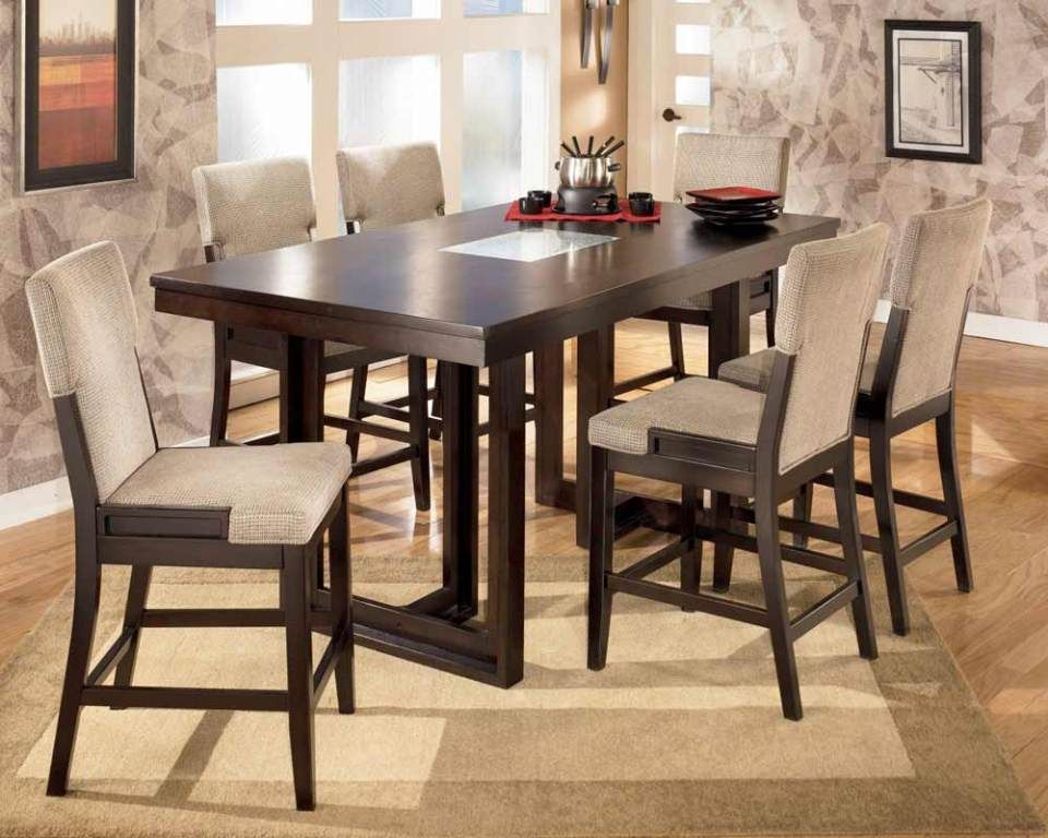 Pub Dining Table Chairs