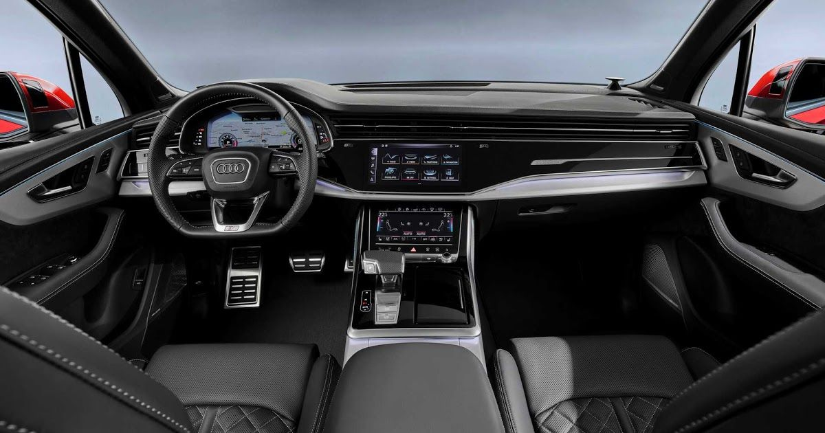 Interestingly The 2020 Audi Q7 Interior Will Come With More Changes Than You Would Usually Expect To See But The New Suv Might Make A Big Move And Introduce 20 Di 2020