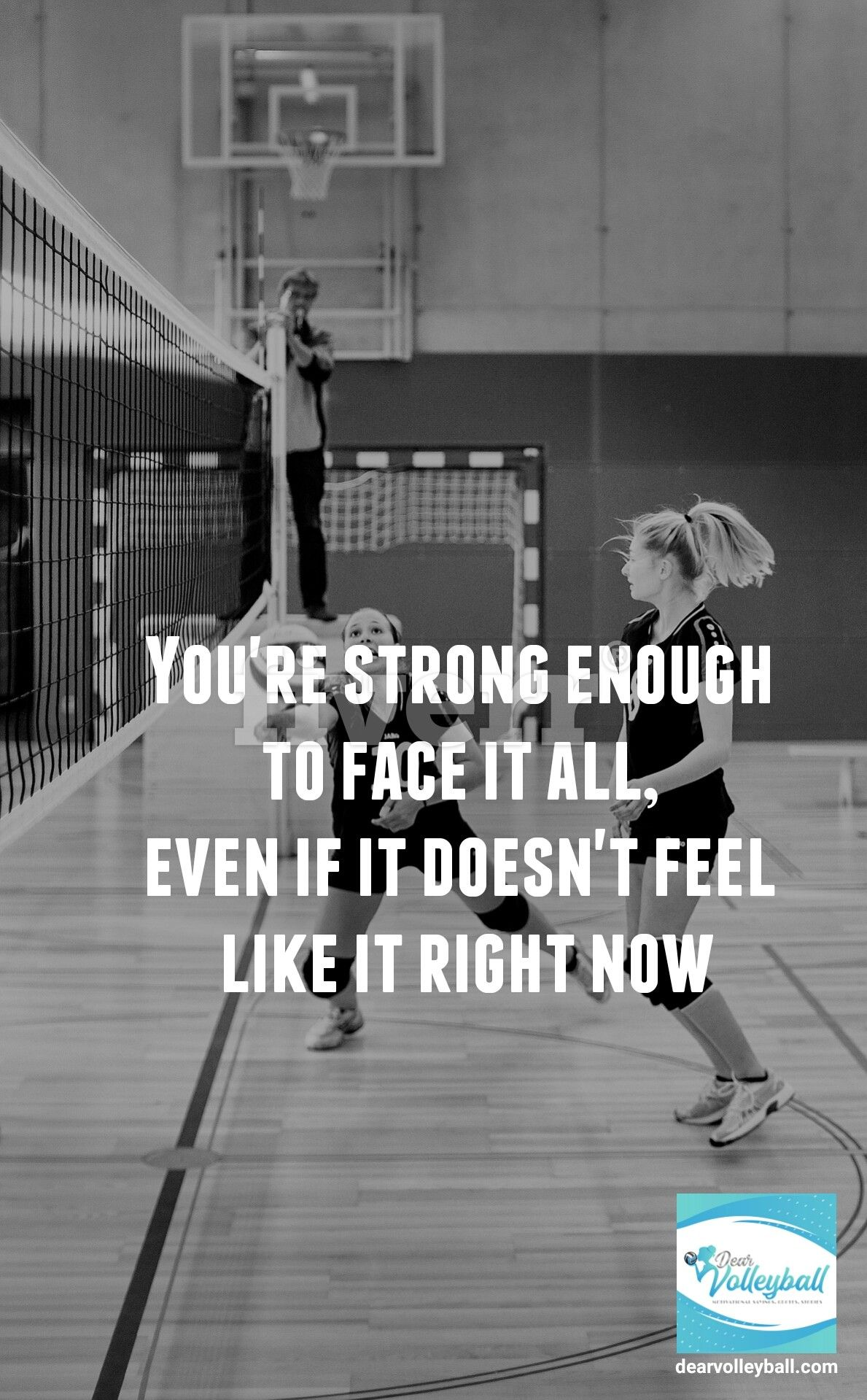 54 Short Inspirational Quotes For A Players Long Term Inspiration Volleyball Quotes Short Inspirational Quotes Volleyball Motivation