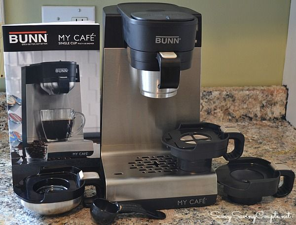 Bunn My Cafe Mcu Review Not Your Mamma S Single Serve Brewer Bunn Single Serve Brewer