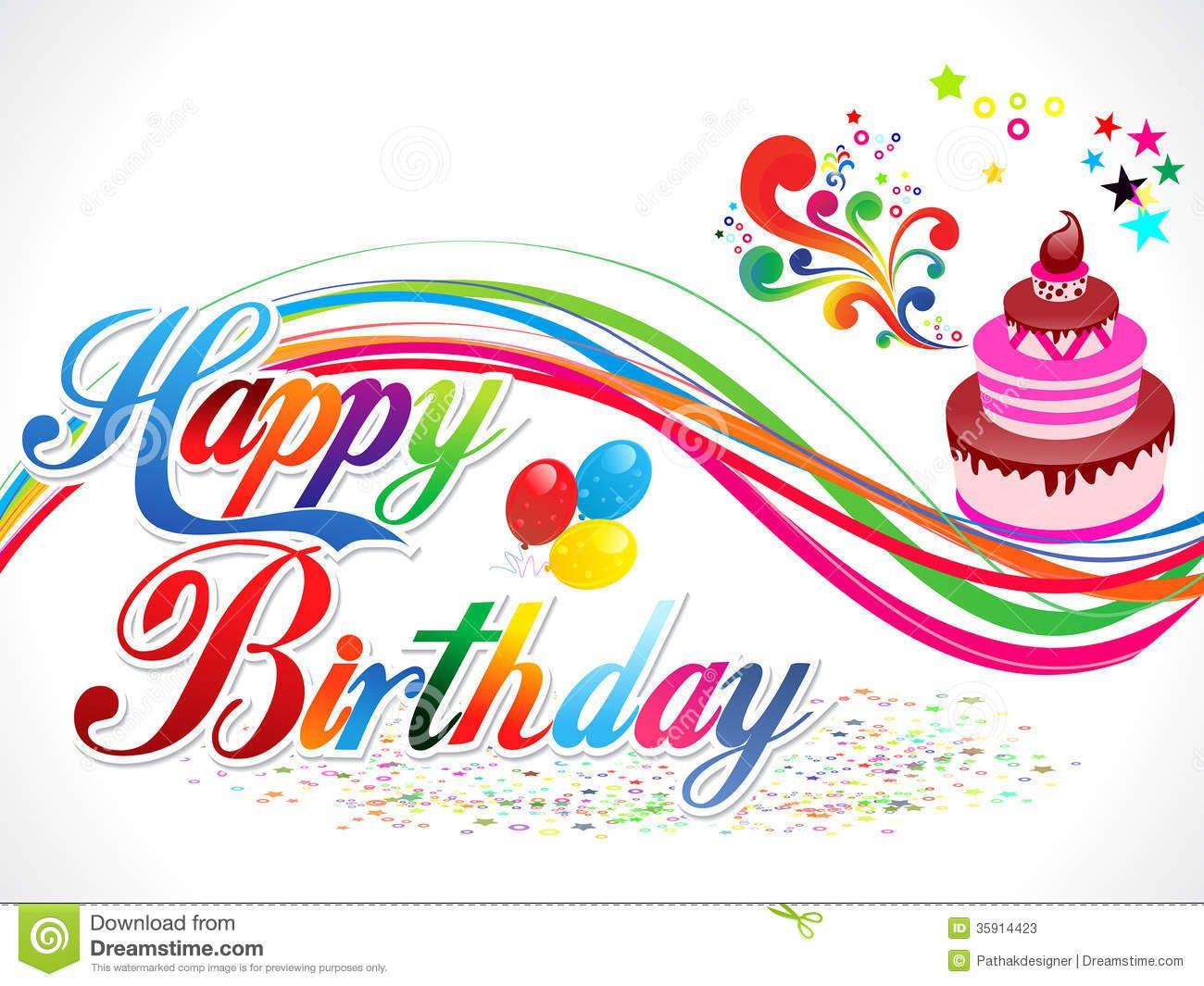 Best Birthday Backgrounds Collection FreeCreatives | HD Wallpapers ...