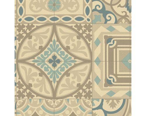 pvc linga braun blau 200 cm breit meterware bei hornbach kaufen keller pinterest. Black Bedroom Furniture Sets. Home Design Ideas