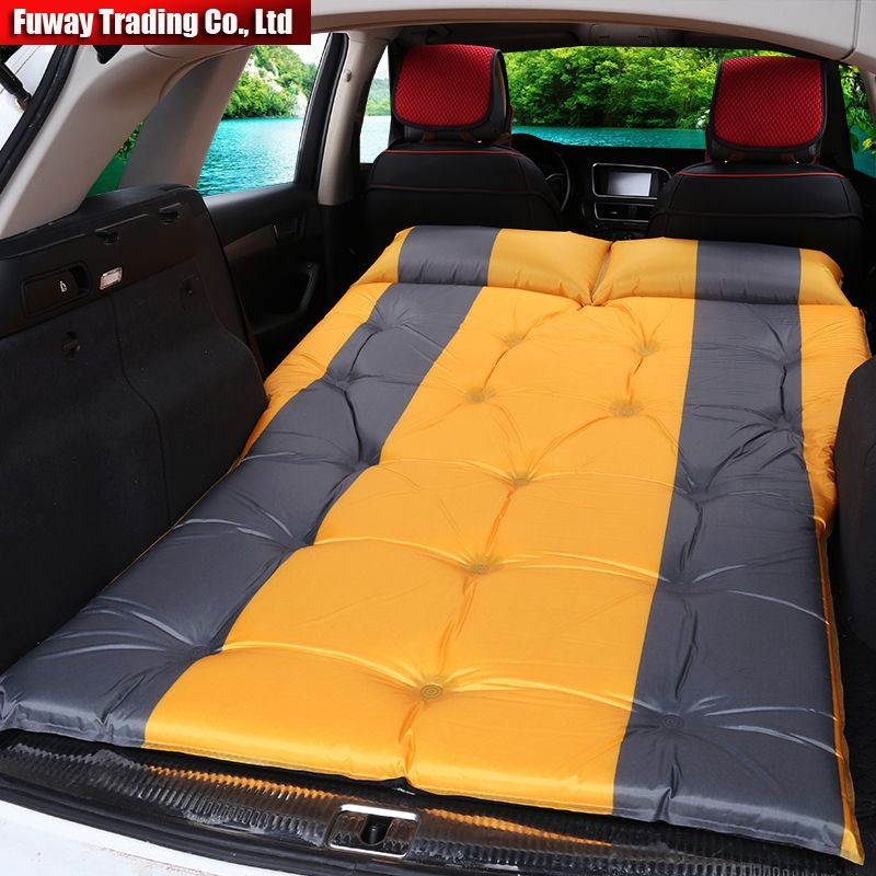 Automatic Inflatable Car Bed Hatchback Travel Bed Air Mattress