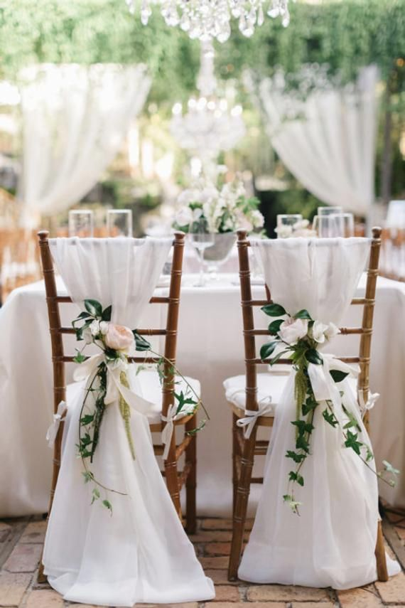 Awe Inspiring 50 Chair Sashes Wedding Decor Wedding Chair Covers Chair Onthecornerstone Fun Painted Chair Ideas Images Onthecornerstoneorg