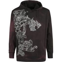 Photo of Outer Vision Dragon Tattoo Kapuzenpullover