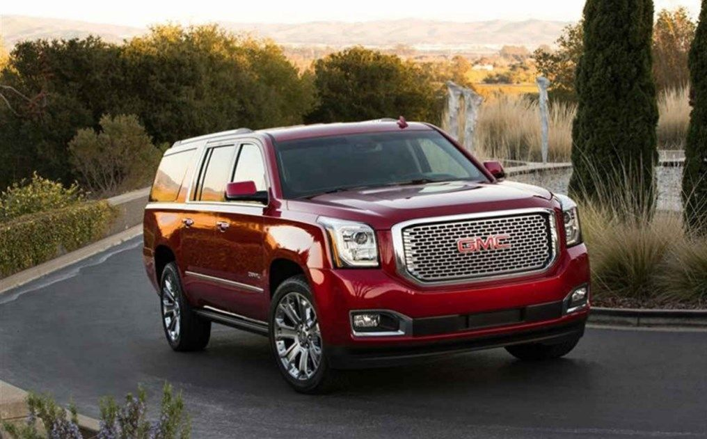 2018 GMC Yukon Denali Changes Redesign Release Date
