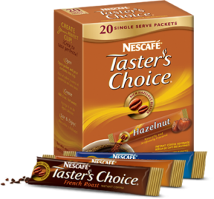 Freebie: FREE Sample of NESCAFE Taster's Choice