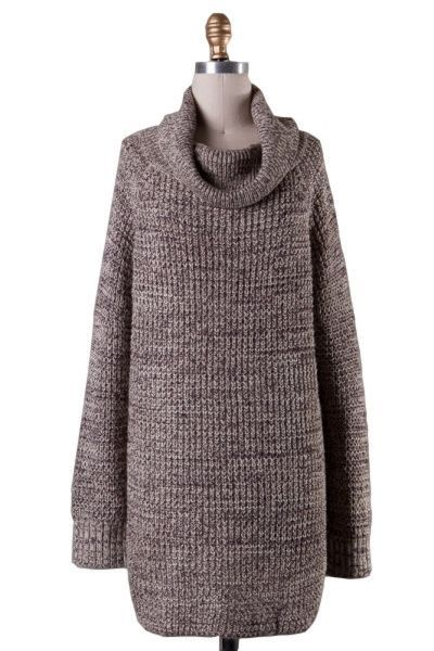 Tip Top Chunky Knit Tunic