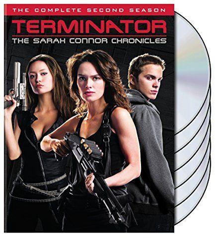 Terminator: The Sarah Connor Chronicles, Season 2 DVD ~ Various, http://www.amazon.com/dp/B001AQO43M/ref=cm_sw_r_pi_dp_U5DYtb1NYN2EF
