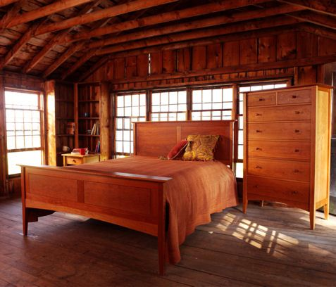 Highly Functional: Shaker Furniture | Shaker style, Bedrooms and ...