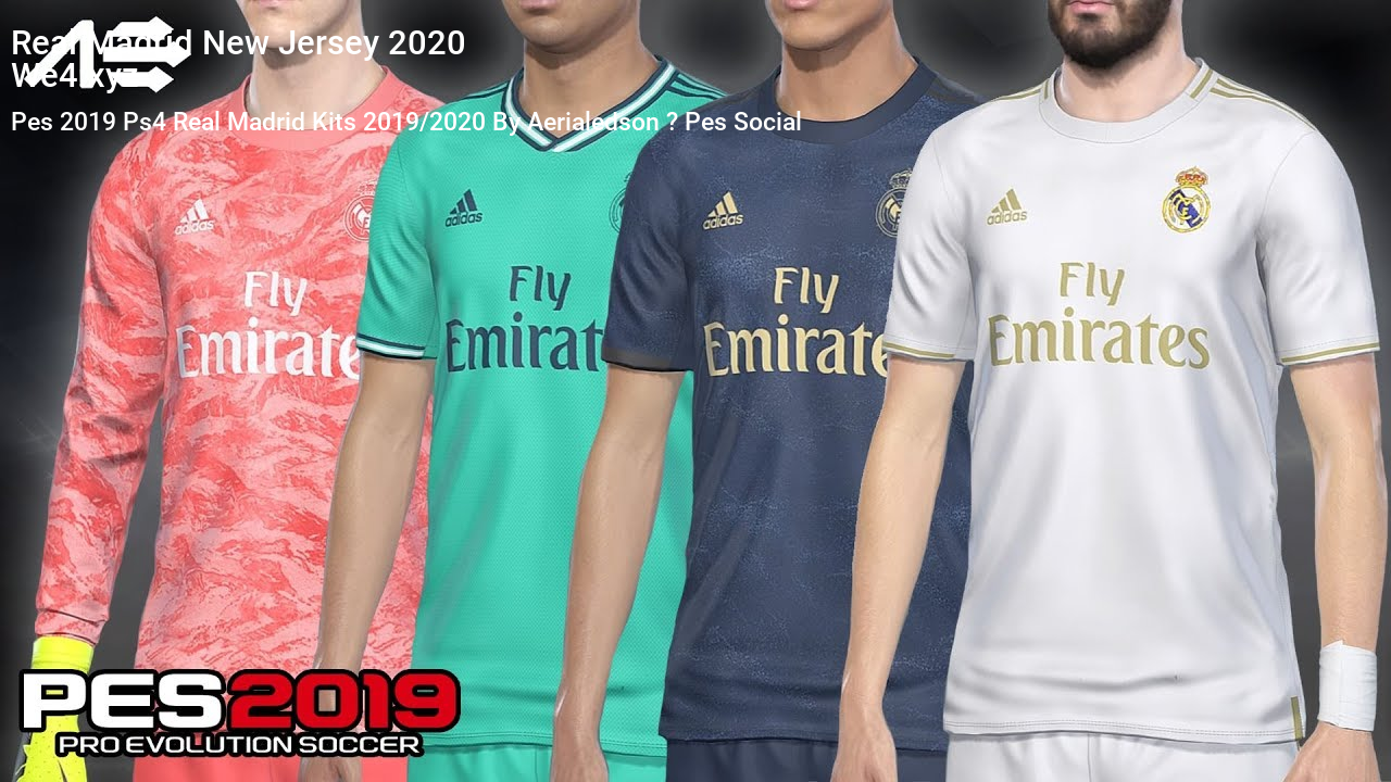 Real Madrid New Jersey 2020 Real Madrid Madrid Jersey