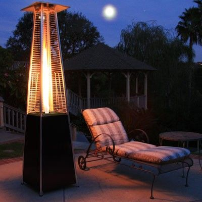 Buy Garden Radiance Stainless Steel Pyramid Outdoor Patio Heater With Fast  Shipping And Top Rated Customer Service.Once You Know, You Newegg!