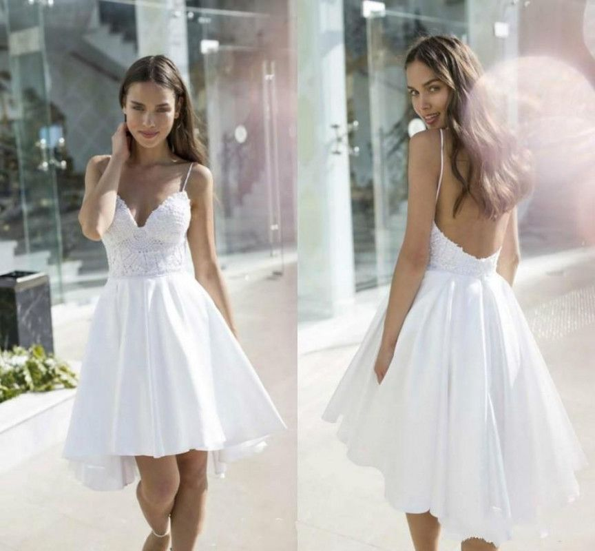 12 Things About Short Beach Style Wedding Dresses You Have To Experience It Yourself