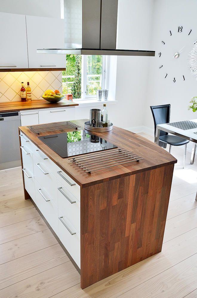 #kuchen kochinsel selber bauen | selbst.de | kücheninsel