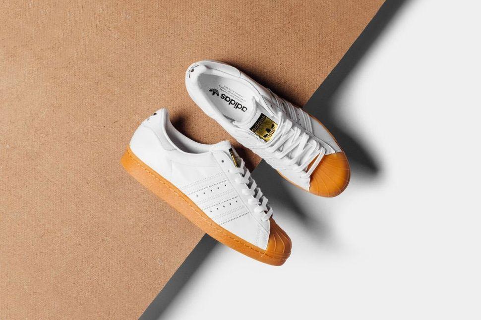 Size? X adidas Originals Superstar 80s Sneaker Freaker