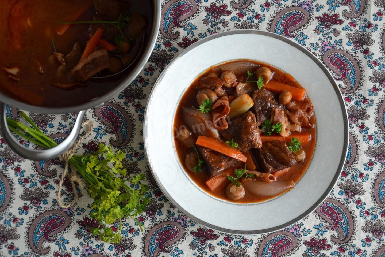 мясо по бургундски рецепт с фото возьмете