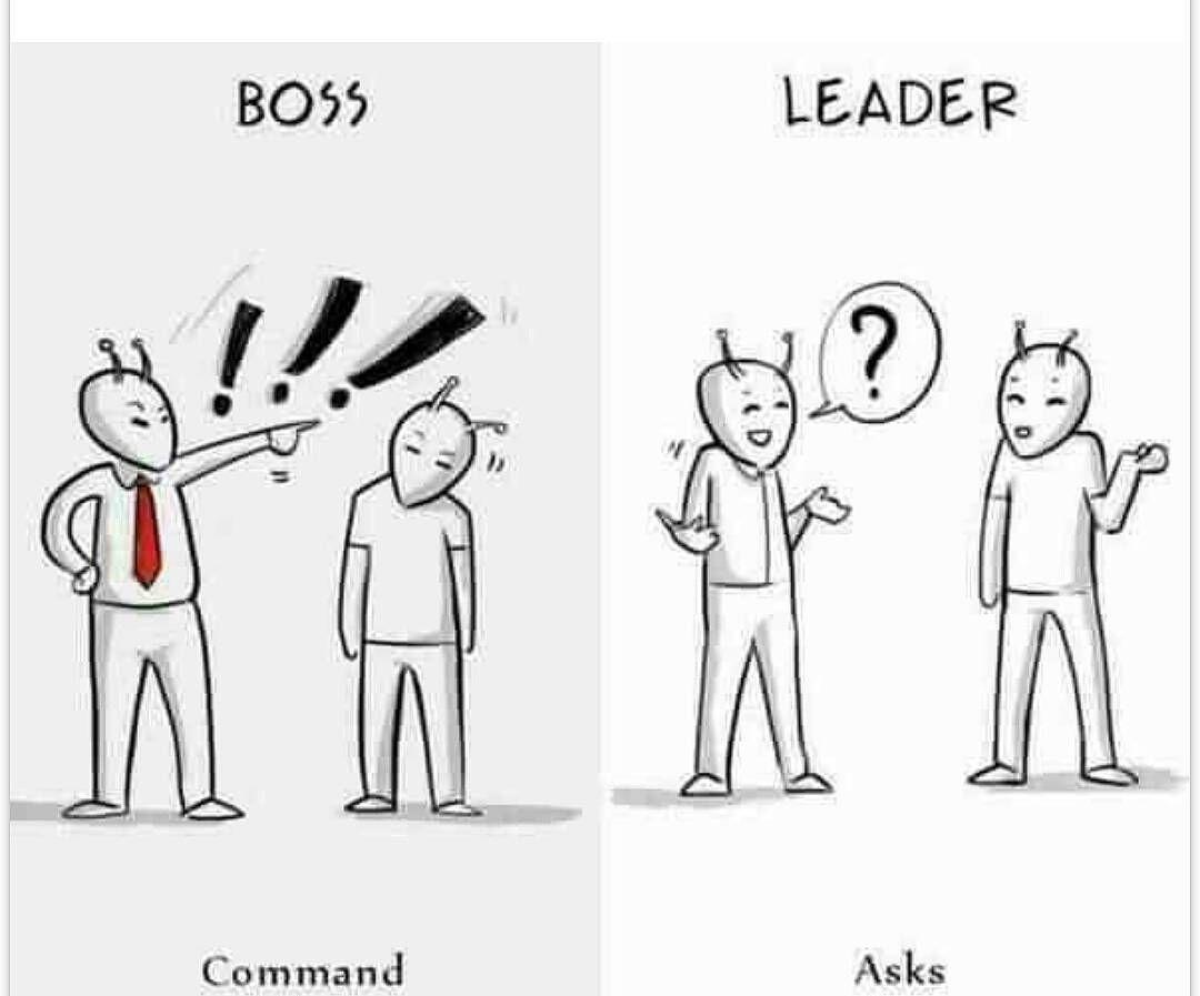 Boss Vs Leader Indigags