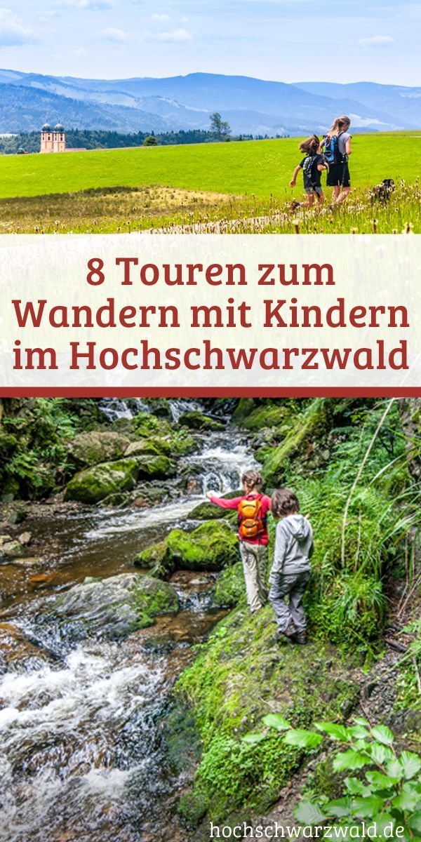 Photo of 8 tours for hiking with children
