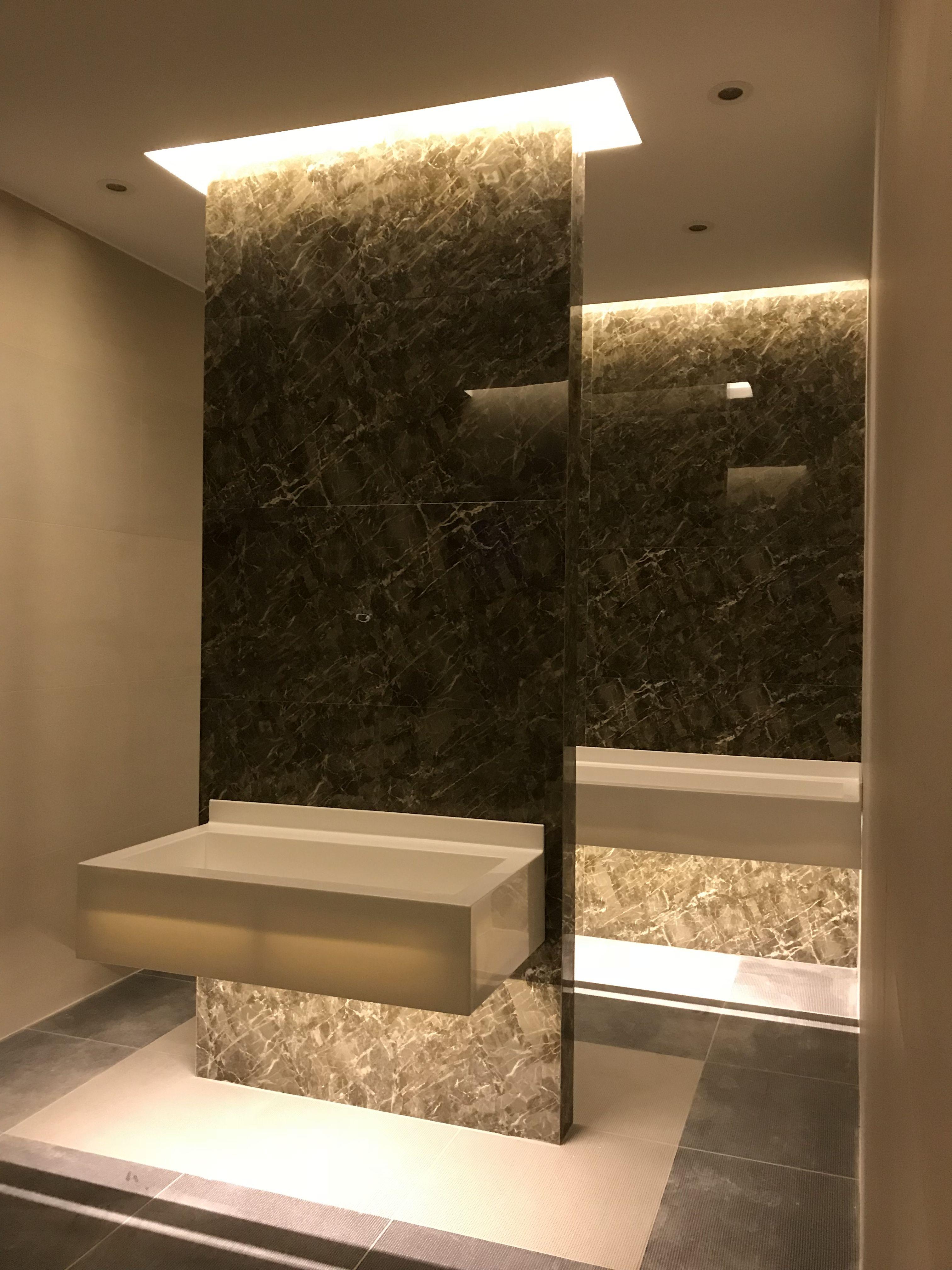 toilet lighting ideas. Design Bathroom, Bathroom Ideas, Washroom, Toilets, Light Design, House Plans, Bathrooms, Quartos Toilet Lighting Ideas