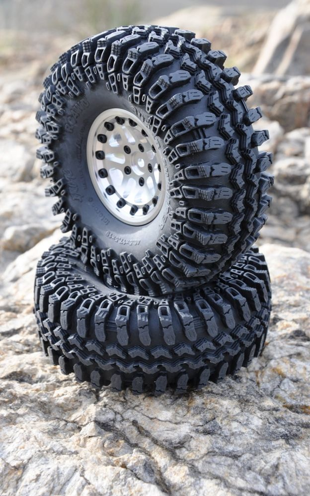 Interco Irok 1 9 Scale Tire Rc Rock Crawler Rc Tires Truck Tyres