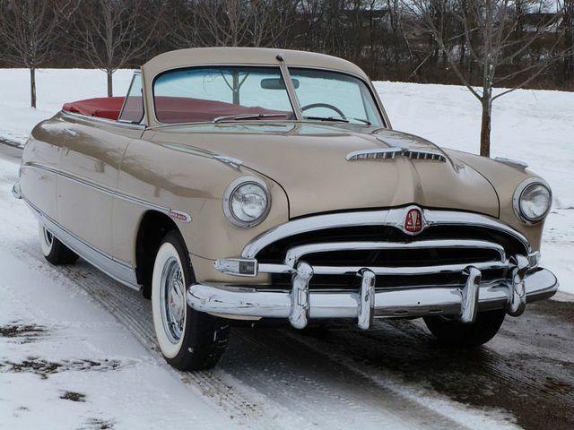 1953 hudson super wasp convertible cars i love pinterest 1956 Hudson Hornet 1953 hudson super wasp convertible