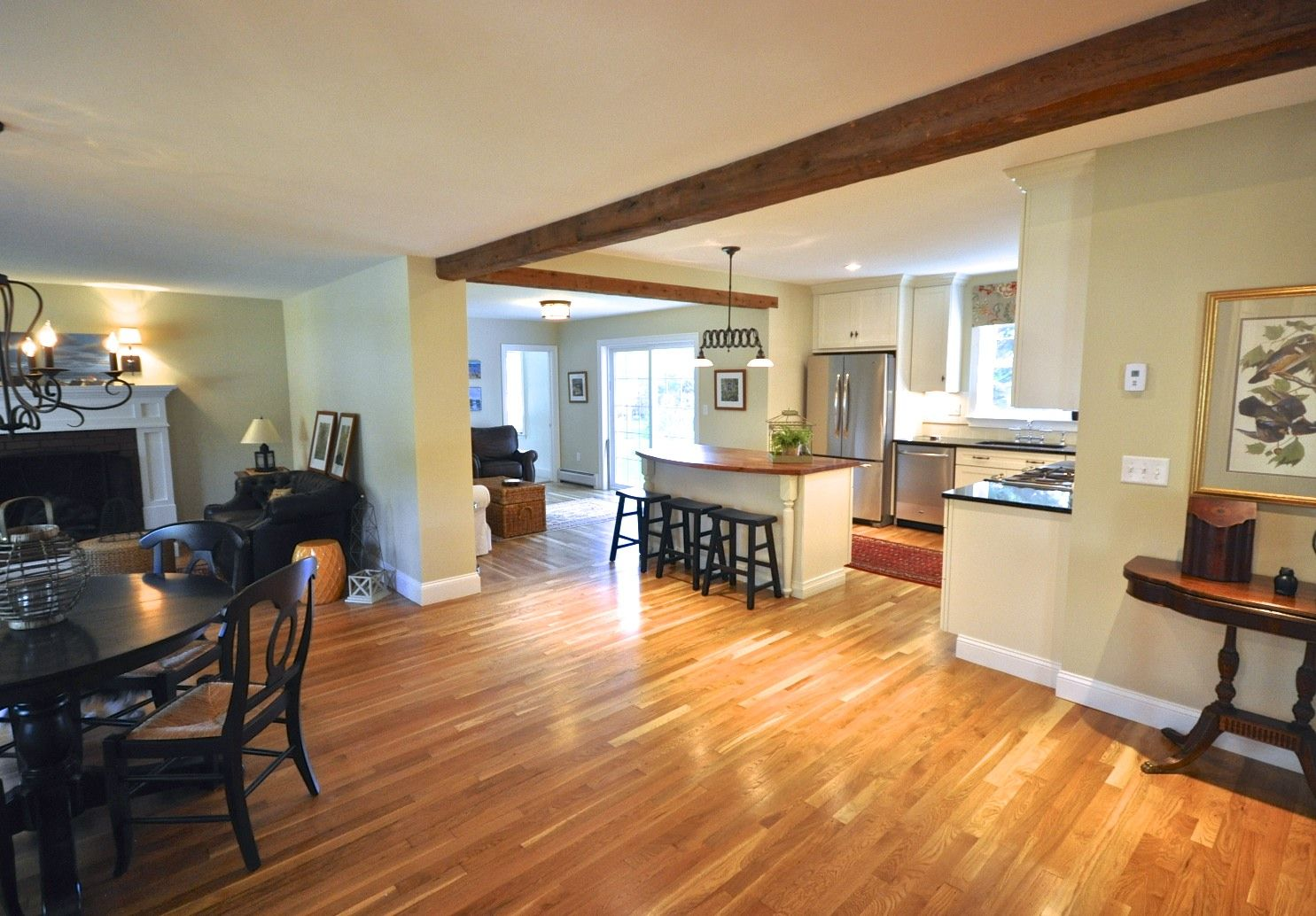 Sopo Cottage Creating An Open Floor Plan From A 1940 S