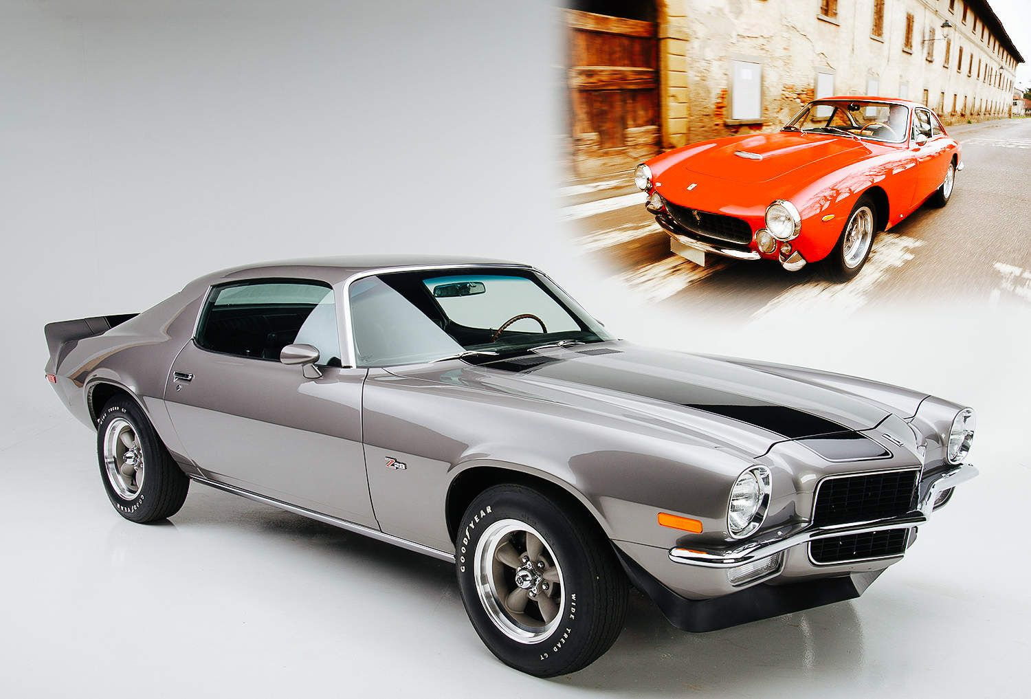 16 Things You Didn't Know About The Chevy Camaro
