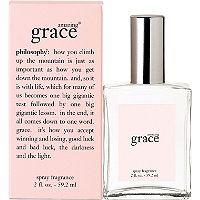 Amazing Grace By Philosophy Soft And Light Clean And Feminine Amazing Grace Perfume Philosophy Amazing Grace Fragrance Spray