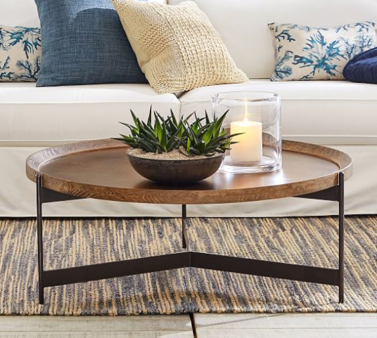 Norcross Coffee Table Pottery Barn Table Engagementtable