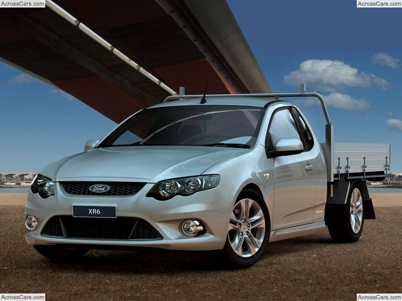 Ford Fg Falcon Ute Xr6 2008 Cars Pinterest Ute Falcons And Ford